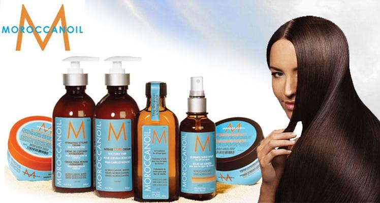 productos moroccanoil - variedad