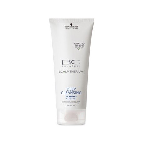 Schwarzkopf Bc Scalp Therapy Champú Deep Cleansing 200 ml