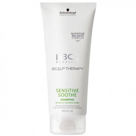 Schwarzkopf Bc Scalp Therapy Sensitive Soothe Champú 200 ml