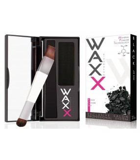 Waxx Cover Hair - Black