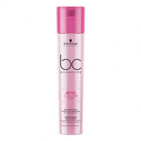 Schwarzkopf Bc Color Freeze Champú sin Sulfatos Cabello Coloreado 250 ml