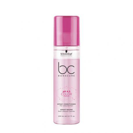 Schwarzkopf Bc Color Freeze Spray Acondicionador 200 ml