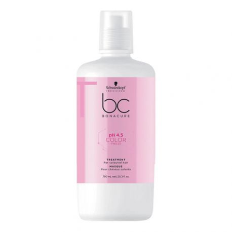 Schwarzkopf Bc Color Freeze Tratamiento 750 ml