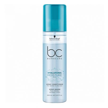Schwarzkopf Bc Moisture Kick Spray Acondicionador 200 ml