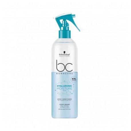 Schwarzkopf Bc Moisture Kick Spray Acondicionador 400 ml