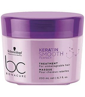 Schwarzkopf Bc Smooth Perfect Tratamiento 200 ml