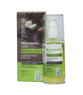 Dr. Santé Aceite de Macadamia y Queratina 50 ml.