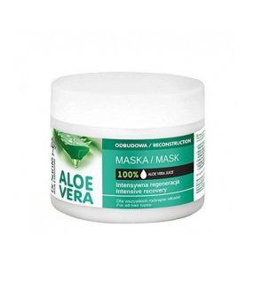 Dr. Santé Mascarilla Aloe Vera y Queratina c/ceramidas naturales 300 ml.
