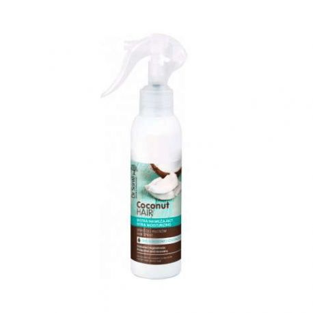 Dr. Santé Spray Extra Hidratante Aceite de Coco 150 ml.