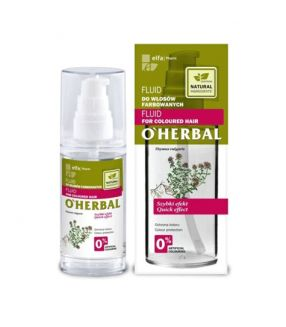 O'Herbal Serúm Cabello Teñido 50 ml.