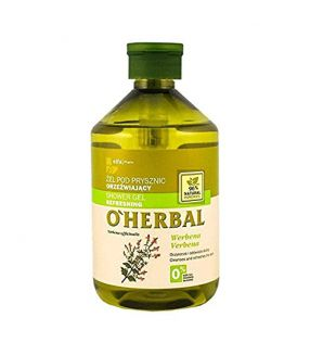 O'Herbal Gel de Ducha Refrescante Verbena 500 ml.