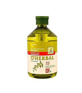 O'Herbal Gel de Ducha Nutritivo Goji 500 ml.