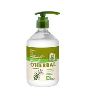 O'Herbal Bálsamo Corporal Refrescante Verbena 500 ml.