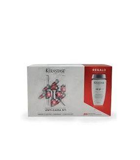 kerastase Specifique Aminexil anticaida 20ud + champú