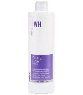Champú Kosswell White Hair Cabellos Blancos 500ml