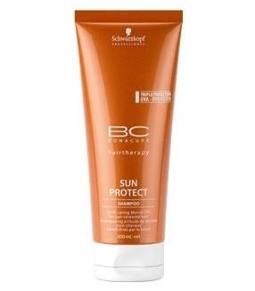 Schwarzkopf Bc Sun Protect Champú Solar 200 ml