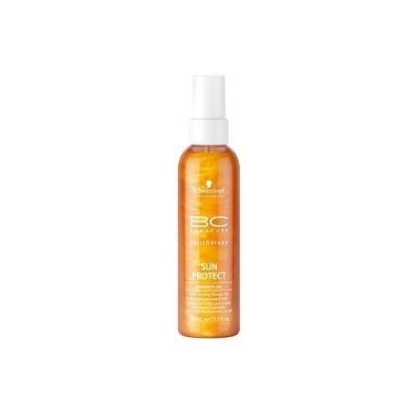 Schwarzkopf Bc Sun Protect Aceite de Brillo 150 ml