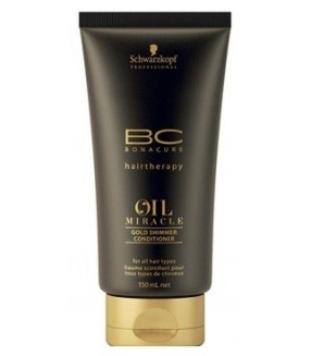 Schwarzkopf Bc Oil Miracle Brillo Dorado Acondicionador - 150 ml