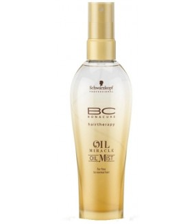 Schwarzkopf Bc Oil Miracle Oil Mist Cabello fino 100 ml