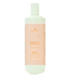 Schwarzkopf Bc Oil Miracle Rose Champú 1000 ml