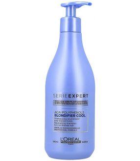 Champú Blondifier Cool Açai Polyphenols Expert Loreal 500ml