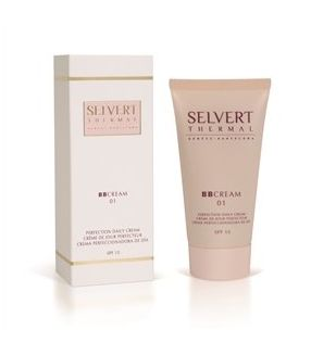 Crema Color BB Selvert SPF 15 nº01 50ml