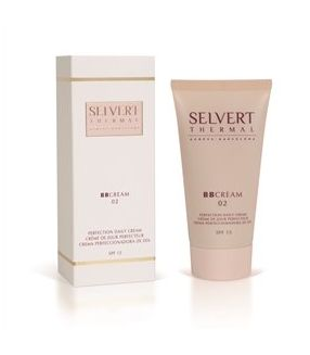 Crema Color BB Selvert SPF 15 nº02 50ml