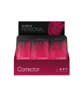 Gel Corrector Tintes Rubios 01 y 02 Periche 18ml