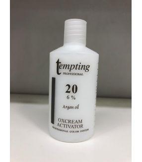 Oxidante en Crema Tempting 6% 20v Periche 120ml
