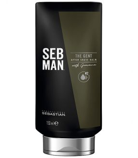 Bálsamo Aftershave Hidratante The Gent Seb Man 150ml