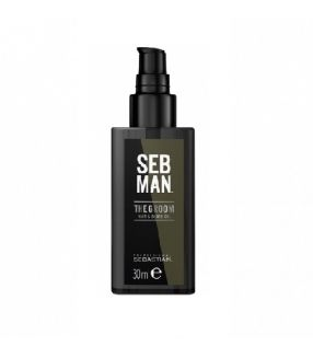 Aceite The Groom Seb Man 30ml
