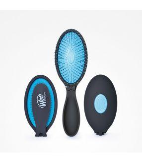 Cepillo Plegable Wet Brush-Pro Pop Fold Blue Perfect Beauty