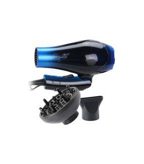 Secador de Viaje MyHair Coquette Azul1000w AGV
