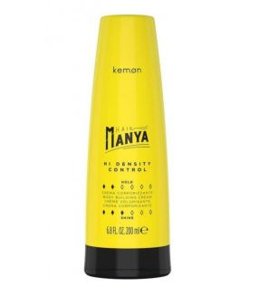 Crema Corporizante Hi Density Control Hair Manya AGV 200ml