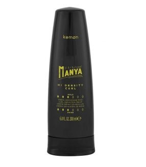 Crema Definidora Hi Density Curl Hair Manya AGV 200ml