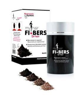 Fibras Capilares Negro My Hair