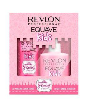 Pack Equave Kids Princess Acondicionador + Champú