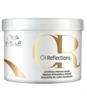 Mascarilla Oil Reflections Invigo Wella 500ml