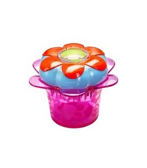 TANGLE TEEZER- Magic Flowerpot Popping Purpple