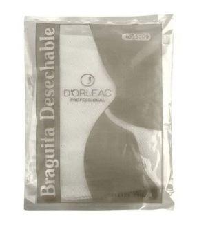 Braguita Desechable D'orleac 1ud