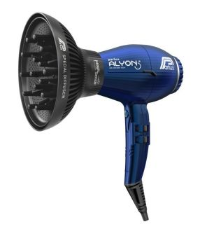 Secador Parlux Alyon Air Ionizer Azul Noche Magic Sense