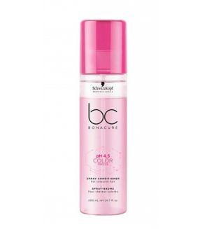 Acondicionador Spray BC Bonacure PH 4.5 Color Freeze 200ml
