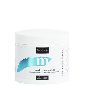VisPlantis Mascarilla Hidrata y Regenera 0% Siliconas Vegan 400ml