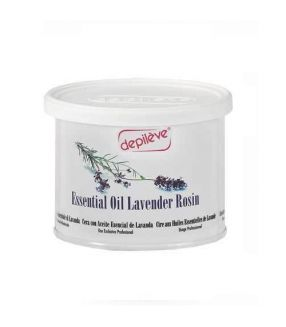 Depilève Cera en Bote Essential Oil Lavender Rosin 400gr