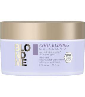 Blondme Cool Blondes Neutralizing Mask 200ml