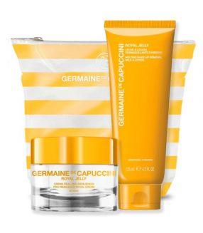 Germaine De Capuccini Pack Royal Jelly Crema Extreme 50ml + Desmaquillante 125ml