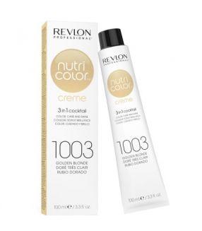 Revlon Nutri Color Creme 3 in 1 Cocktail 1003 Rubio Dorado 100ml