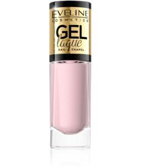 Esmalte De Uñas Efecto Gel Color 01 Eveline 8ml