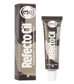 Tinte pestañas Refectocil nº3 marrón natural 15ml