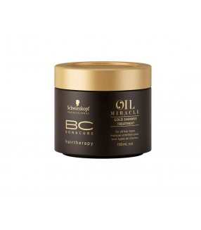 Schwarzkopf Bc Oil Miracle Tratamiento Brillo Dorado 150 ml